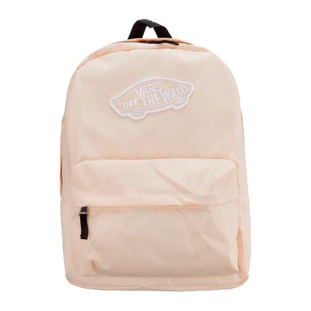 Mochila Vans WM Realm Backpack Bleached Aprico  8a40d35a62c