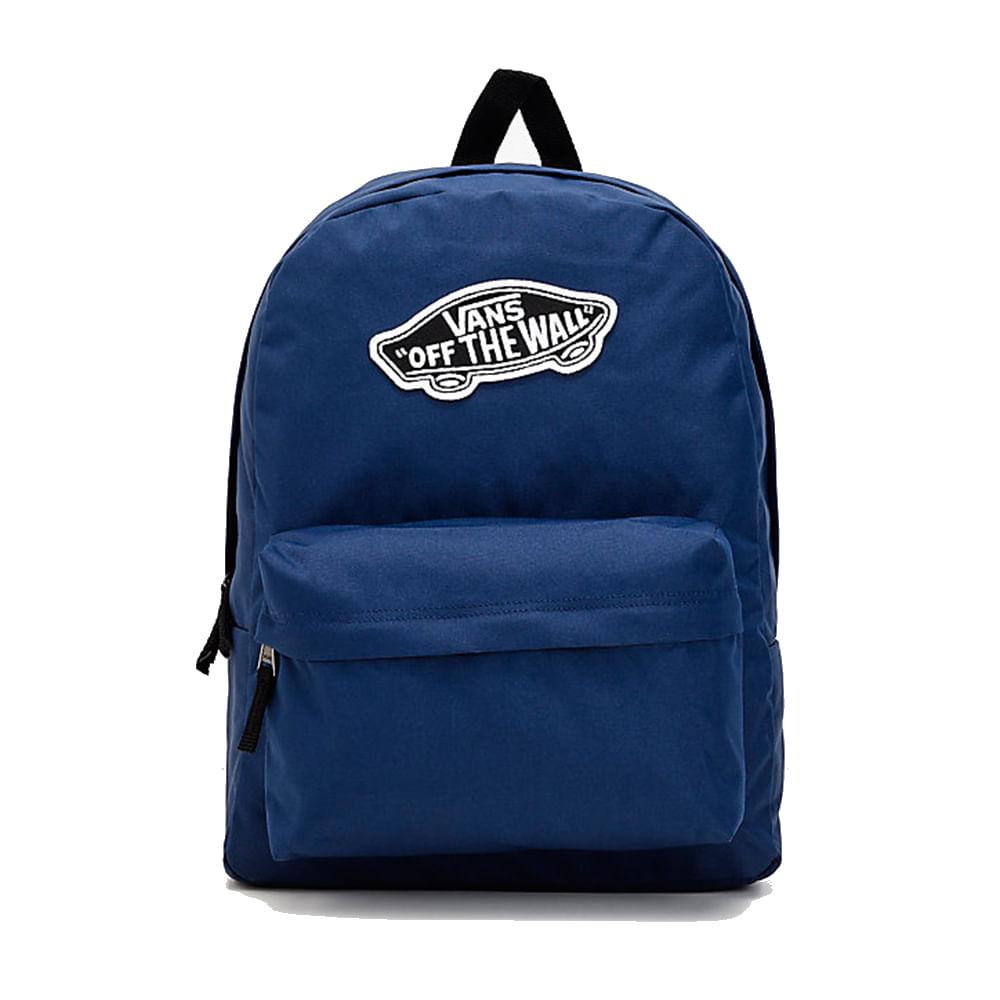 Mochila Vans WM Realm Backpack Medieval Blue  6fbc942d3f4