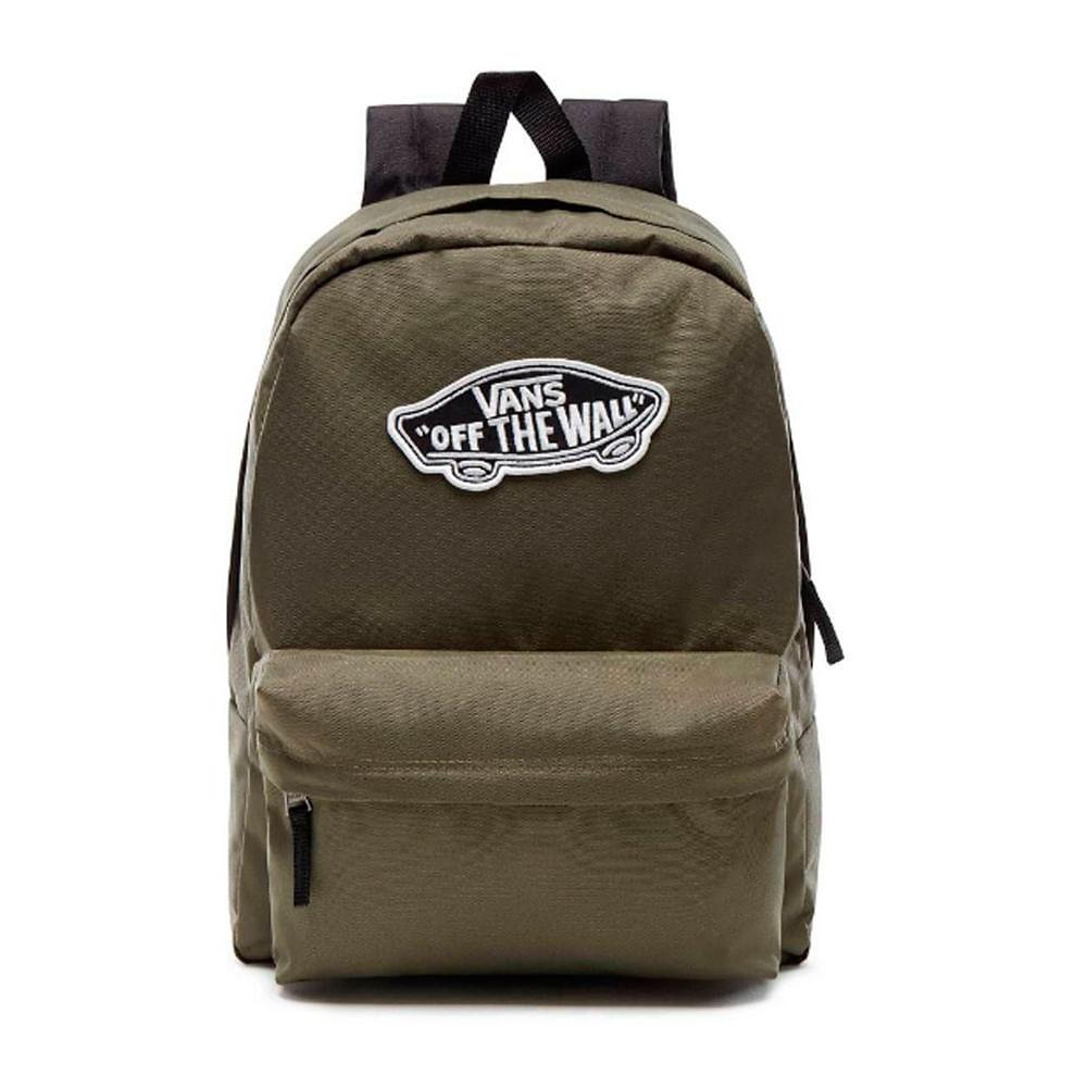 785585d46b5 Mochila Vans WM Realm Backpack Grape Leaf