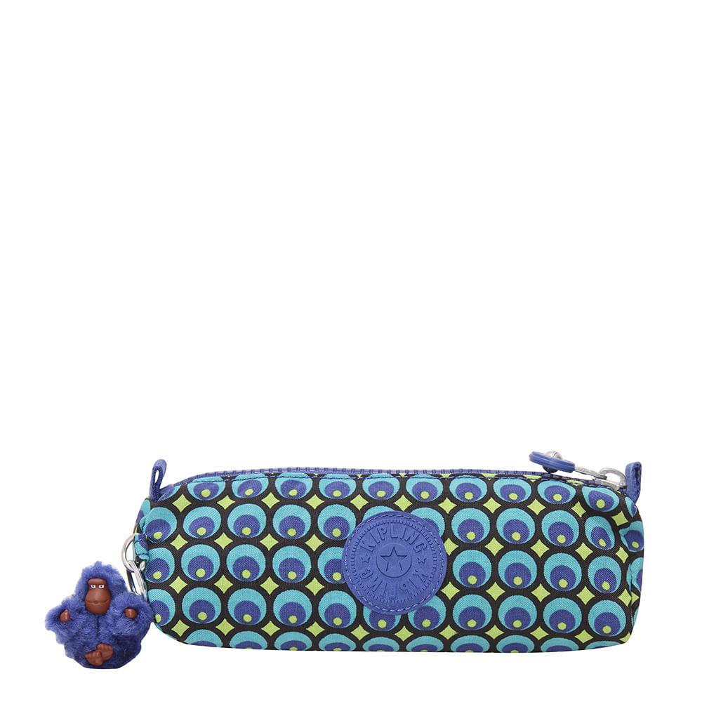 4f323428f Estojo kipling Freedom Peacock Print | Kipling - Menina Shoes