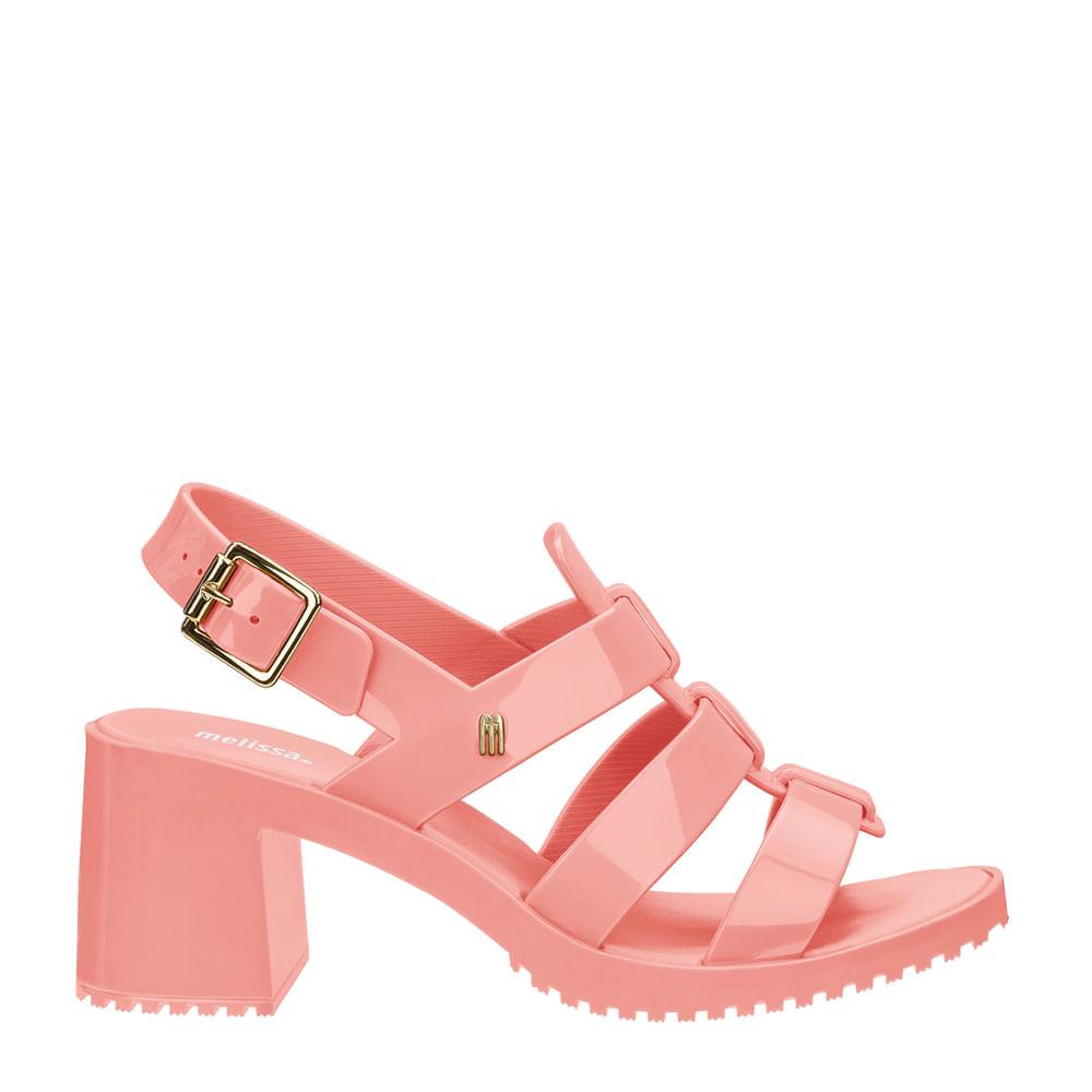 0687ecaa5 Melissa Flox High Rosa Astral | Melissa - Menina Shoes