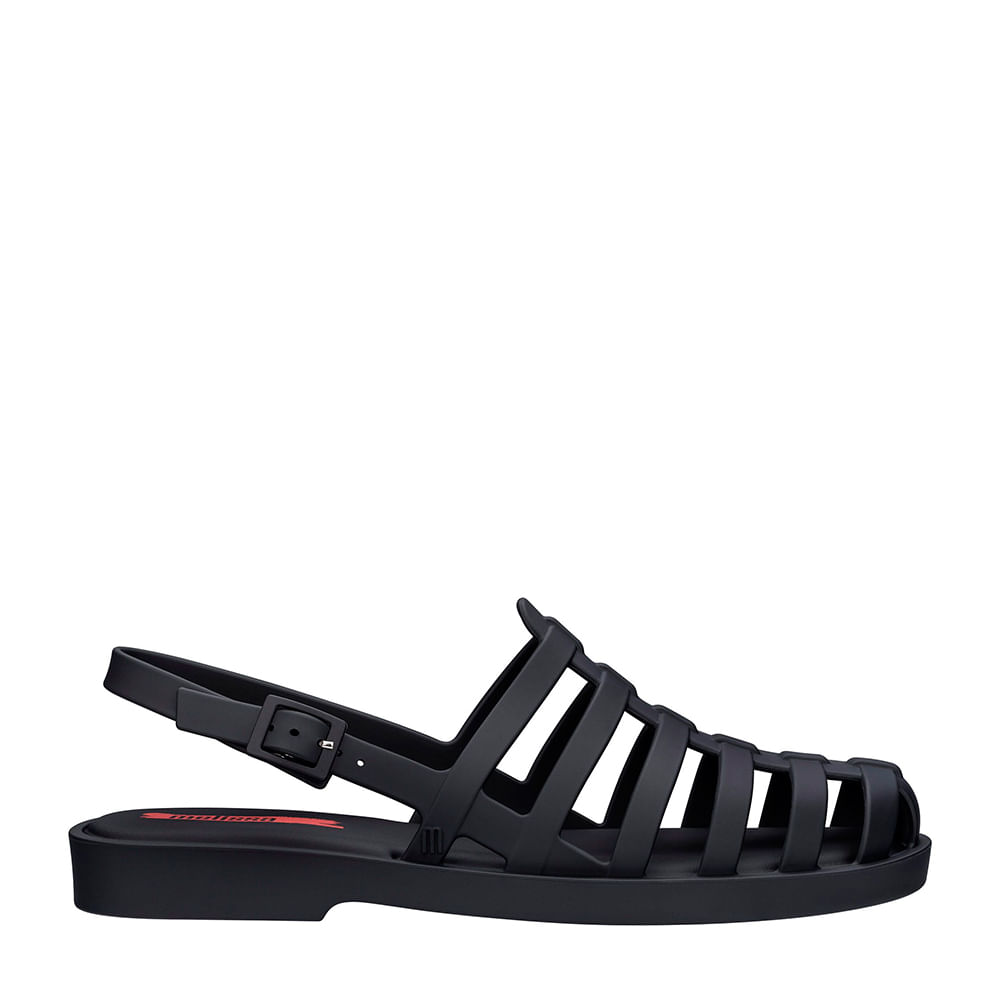 f799eb759 Melissa Disco Preto Fosco | Melissa - Menina Shoes