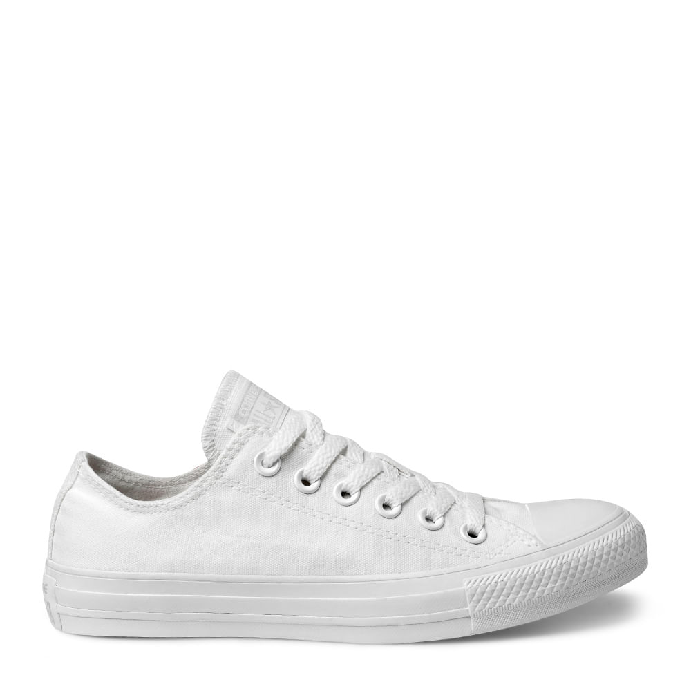 b48d5e207bb9f Tênis Chuck Taylor All Star Monochrome Branco