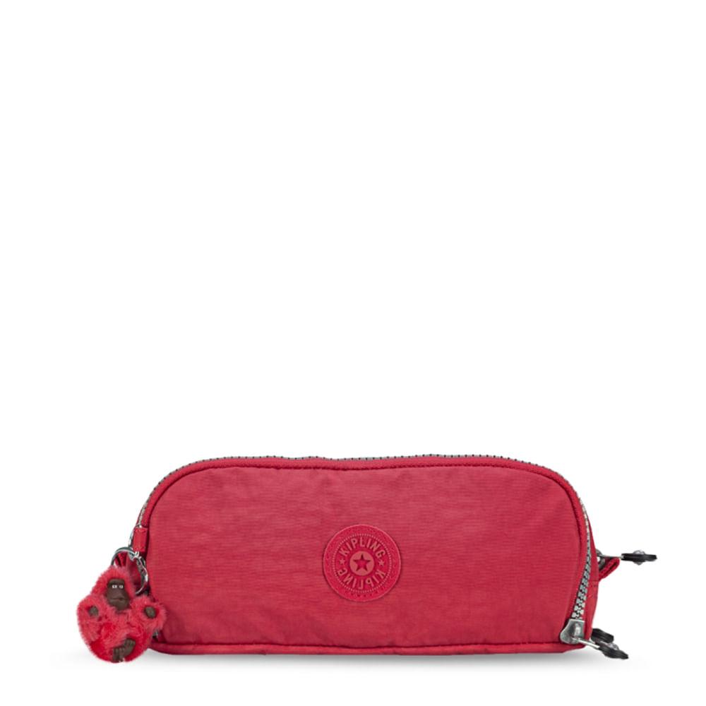 b23a8b173 Estojo Kipling Gitroy Poppy Red | Sua Loja Kipling - Menina Shoes