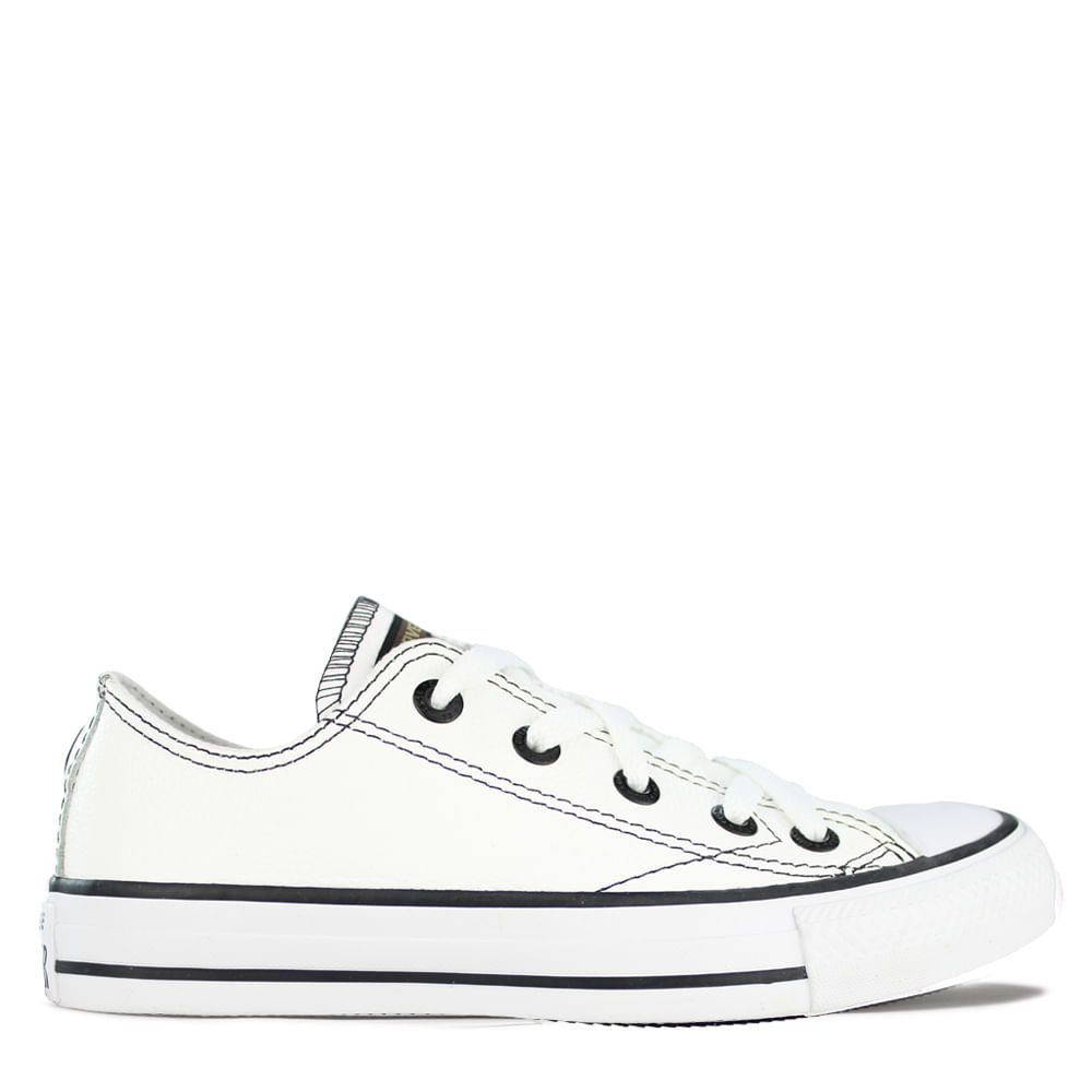Tênis All Star CT European OX Branco  8020ea40a3d