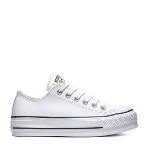 Tênis Chuck Taylor All Star Lift Branco Preto