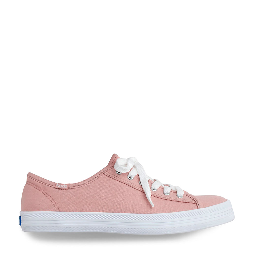 db0092d44 Tênis Keds Kickstart Canvas Rose