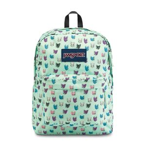 T501-Jansport-Superbreak-BrookGreenCoolCats-5J3-Variacao1