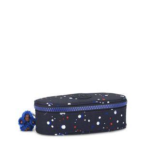 e1ddc33cf Estojo Kipling Duobox Blue White Tone | Sua Loja Kipling - Menina Shoes