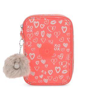 09405-Kipling-100Pens-HeartyPinkMet-83S-Variacao1