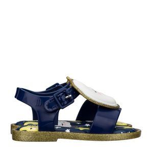 32769-Mini-Melissa-Mar-Sandal-Sweet-Dreams-AzulOuroGlitter-Variacao01