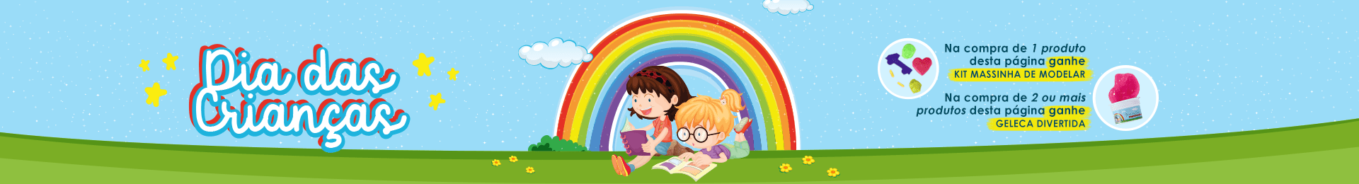 Dia das Crianças - Mel