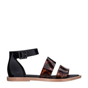 32797-Melissa-Model-Sandal-BegePretoTartaruga-Variacao1