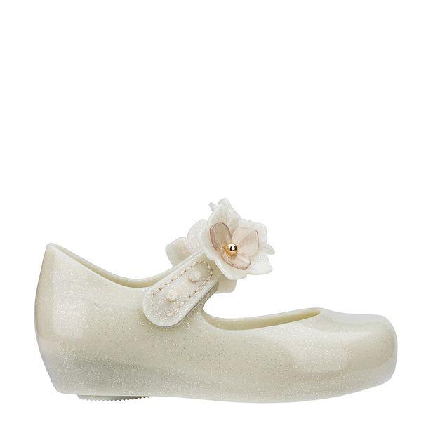 32870-Mini-Melissa-Ultragirl-Flower-Ii-PeroladoGlitterBege-Variacao1