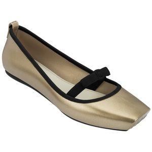 31676-Melissa-Ballet-Bow-Dourado-Lado