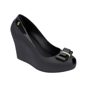 31819-Melissa-Queen-Wedge-II-Preto-Opaco