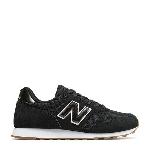 Deliberadamente Infantil sitio  Tênis New Balance 373 Preto Branco Marrom | New Balance - Menina Shoes