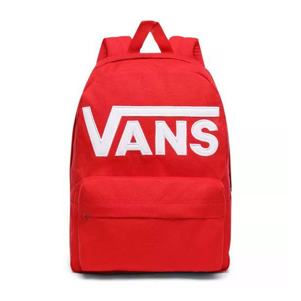 VN0A3I6RIZQ-Mochila-Vans-MN-Old-Skool-III-BackPack-Racing-Red-variacao1