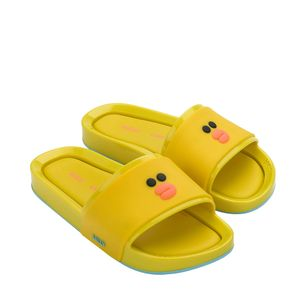 32920-Mini-Melissa-Beach-Slide-Line-Friends-AmareloAzul-Variacao1