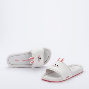 32920-Mini-Melissa-Beach-Slide-Line-Friends-BrancoRosa-Variacao4