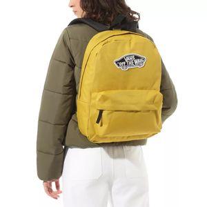 VN0A3UI6ZLM-Mochila-Vans-Realm-Backpack-Olive-Oil-variacao4