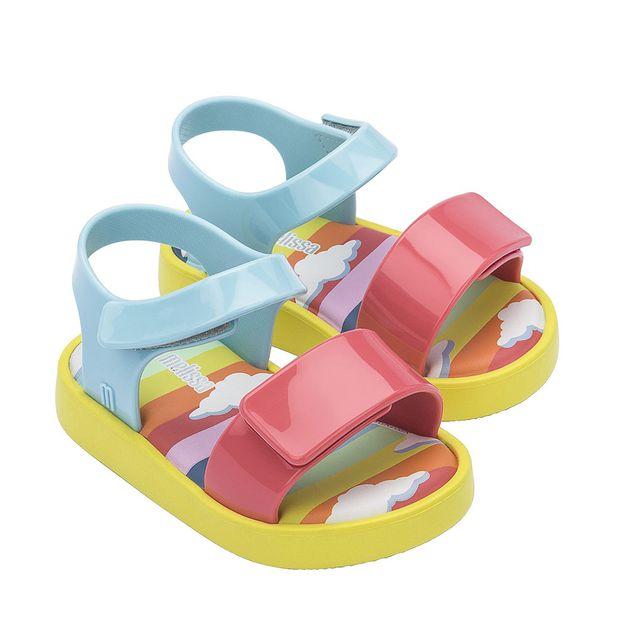 33343-Mini-Melissa-Jump-Sunny-Day-Azul-Vermelha-Amarela-Glitter-variacao3-
