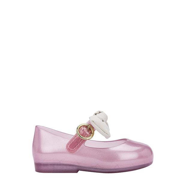33348-Mini-Melissa-Sweet-Love-Princess-Bow-Baby-RosaBege-Variacao1