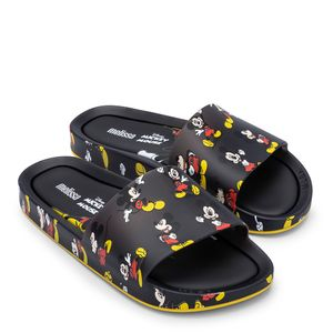33394-MELISSA-BEACH-SLIDE-MICKEY-AND-FRIENDS-PRETO-AMARELO-VARIACAO3