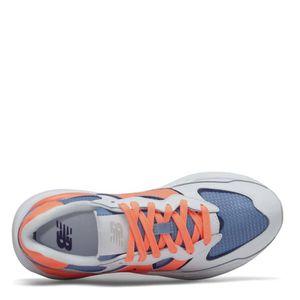 W5740SD-Tenis-New-Balance-574-Azul-Laranja-Branco-variacao3